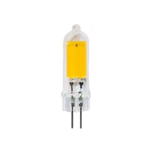 λάμπα led g4 12v cob 2w